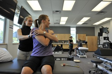 Physiotherapy Plinth Lab at UNBC