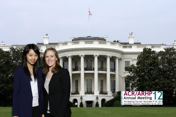 MPT students present at the 2012 American College of Rheumatology Meeting