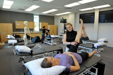 Official Opening of the UNBC Physiotherapy Plinth Lab