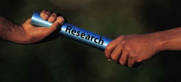 RESEARCH RELAYS for rehabilitation practice