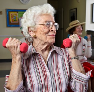 Home Exercise to Reduce Falls in Seniors