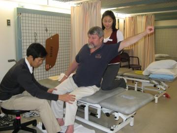 Queen's Park Care Centre Student Rehabilitation Outpatient Clinic (SROC)