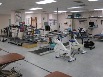Surrey Memorial Hospital Student Rehabilitation Outpatient Clinic
