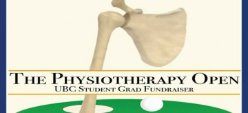 UBC Physiotherapy Open Golf Tournament