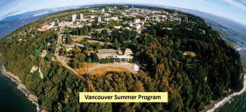 Introducing the Department's Summer Program