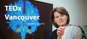 TEDx Vancouver will feature Dr. Lara Boyd