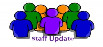 Department Staff Update