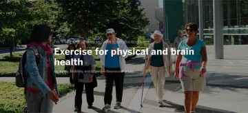 Exercise for Physical and Brain Health
