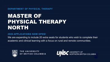 Master of Physical Therapy North