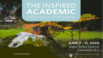 The Inspired Academic: a writing retreat for female academics