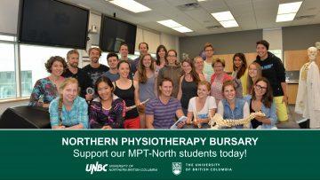 Northern Physiotherapy Bursary