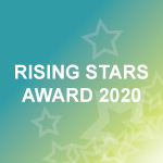 Congratulations to the 2020 Top Doctoral Student and Rising Star Award recipients!