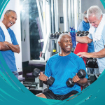 Study on exercise program for men with prostate cancer overcomes COVID-19 challenges